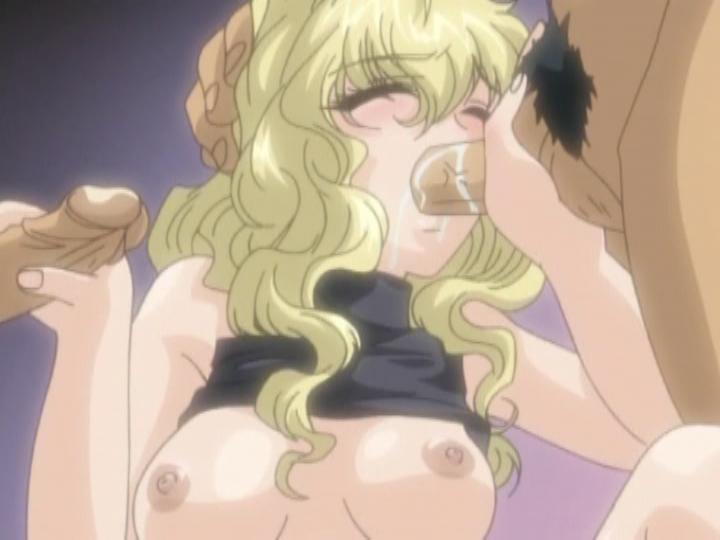 Hentai Palooza Collection 2 / The only thing better than a gangbang is an Anime gangbang. This clip from JapanAnime's Hentai Palooza Collection 2 features a super-hot forced gangbang with a hot little blonde anime girl.