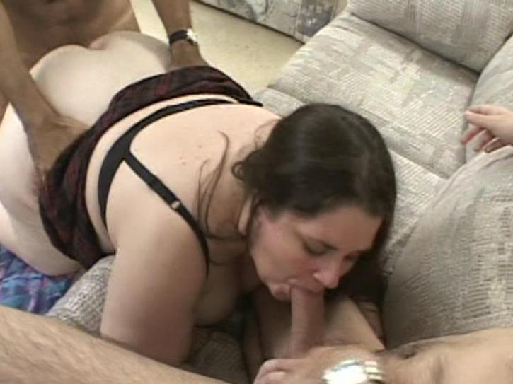 All Star BBW / Channel 69 has gone and rounded up the best of the big girls for an all-star fatty fuckfest! Grab some flab and hold on tight, this is going to be a bumpy ride!