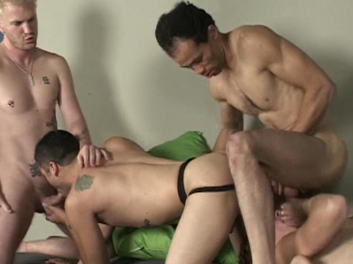 This clip from Cum In My Ass 3 by SX Video features Orion Cross, Lito Cruz and Erik in a ass-fucking and cock-sucking scene with plenty of hot raw action making those cocks hard and wet.