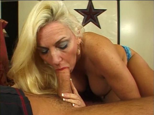 This clip from Cougar Hunt 3 by Lethal Hardcore features a horny and uninhibited Cala Craves getting her fill of a nice young boy. He is afraid and excited at the same time: as well he should be.