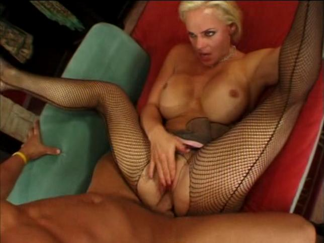 This clip from Cougar Hunt 3 by Lethal Hardcore features the horny and uninhibited Cortknee getting her pussy stuffed with a big hard cock, talking shit and giving orders the whole time.