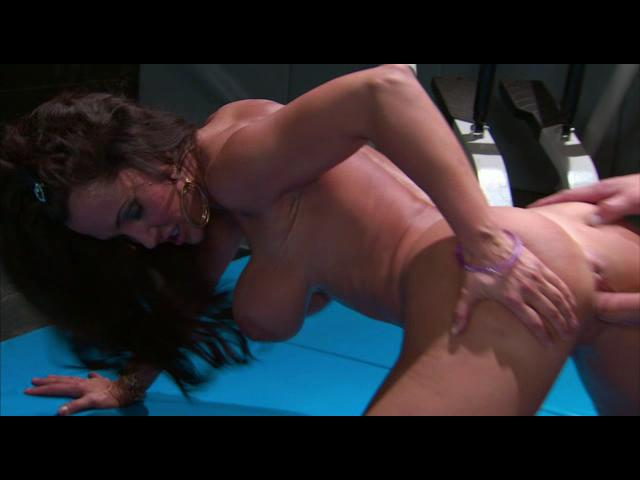 The Cougar Hunter / This clip from The Cougar Hunter by Wicked Pictures features everyone's favorite cougar Lisa Ann getting her perfect little pink pussy pounded from behind.