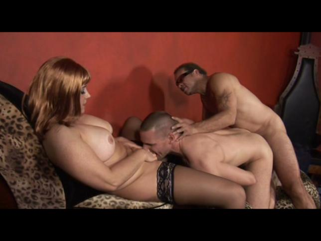 Wanna Fuck My Wife Gotta Fuck Me Too / This clip from Wanna Fuck My Wife Gotta Fuck Me Too from Devil's Film features the talented Meridian, Chris, and Dano as they have one hot, hardcore chain of ass fucking and pussy licking.