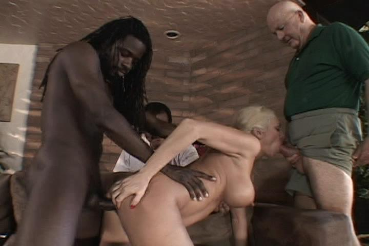 Screw My Wife Please 65 / You can tell Kayla Synz is happy getting stuffed with big black dick because she gets louder and louder in this Wildlife Productions interracial clip!