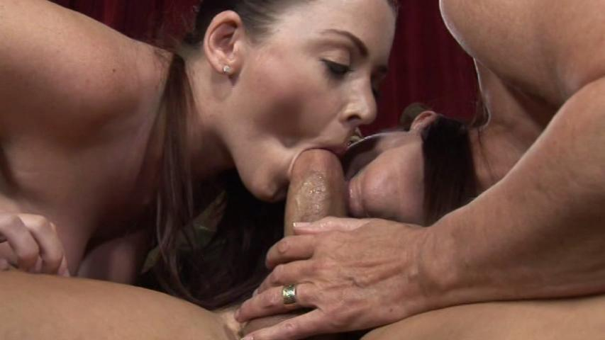 Mothers Teaching Daughters How To Suck Cock 2