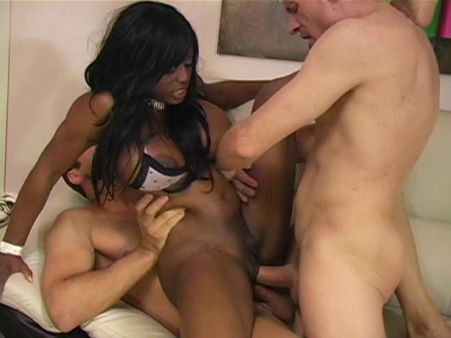 DVSX Presents....Jada Fire / This clip from DVSX Presents....Jada Fire by DVSX features Jada getting both her pussy and her ass fucked at the same time, sucking that dick off after it comes out of her ass, getting filled all the way up till she cums.