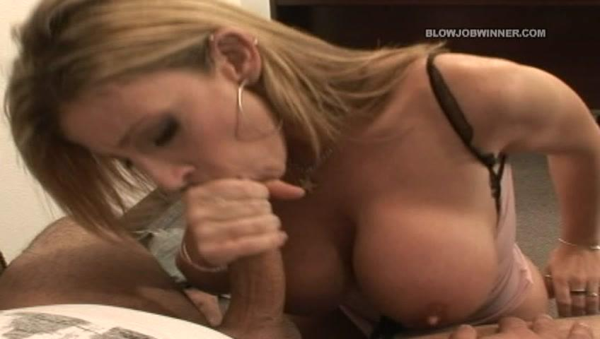 Punished and fucked by a milf