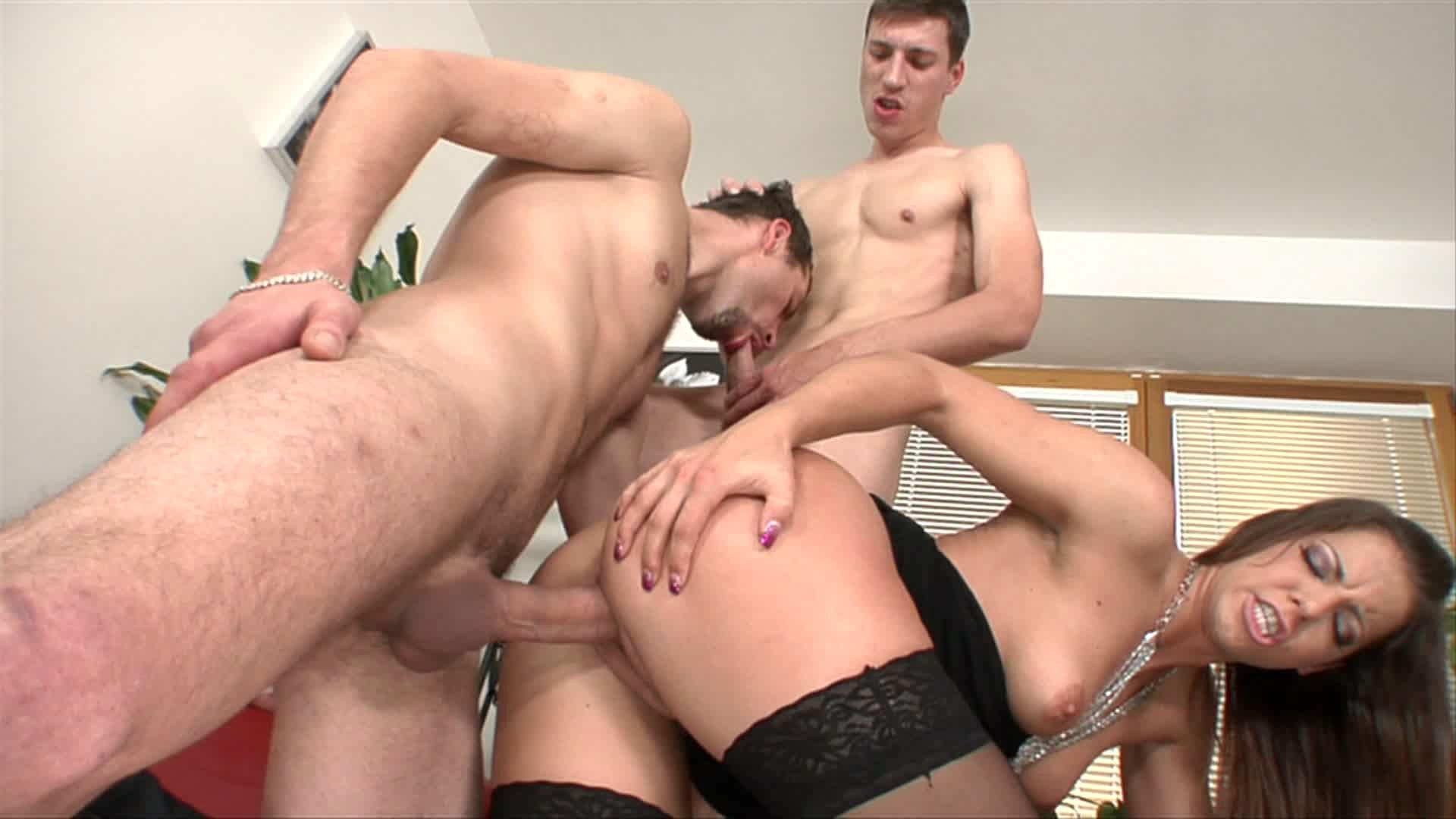 Claudia adkins gang bang