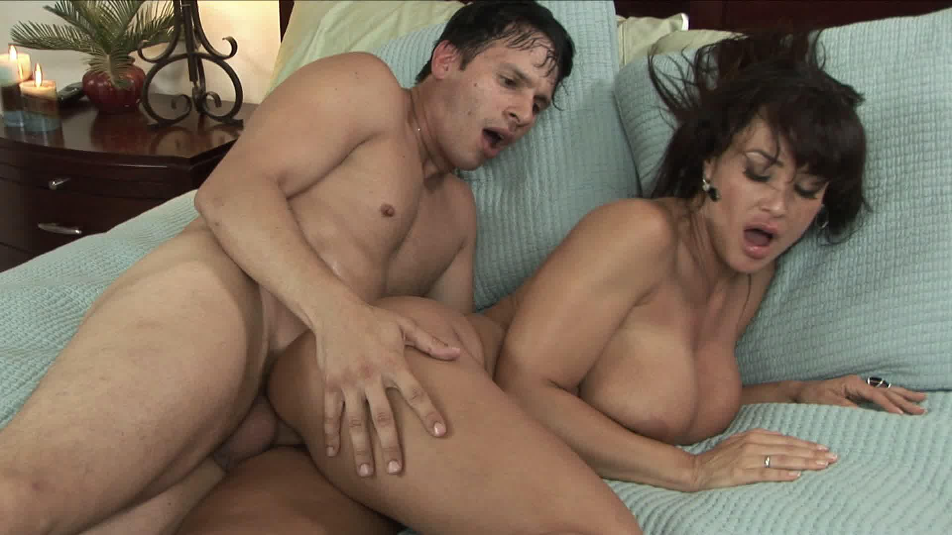 Lisa ann and daughter porn