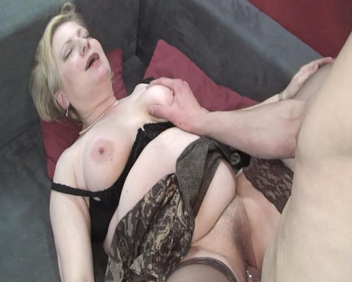 Russian mom son porn