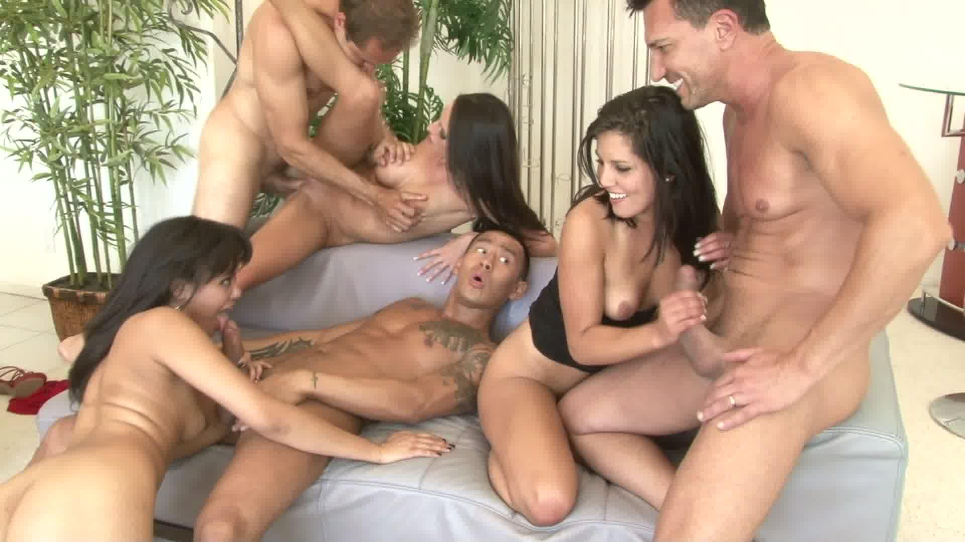 Neighborhood Swingers 5