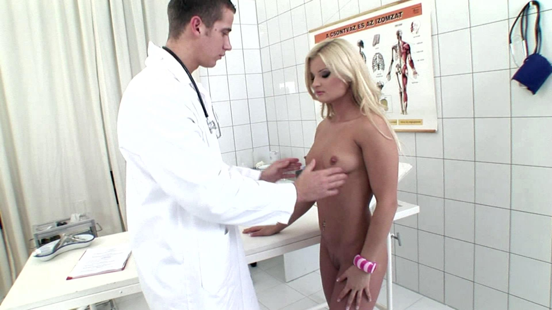 Deviant Doctors / These doctors give more than just an examination! After jamming in their medical tools, instruments and enemas, they complete the appointment with a deep dose of dick and a cum sedative!