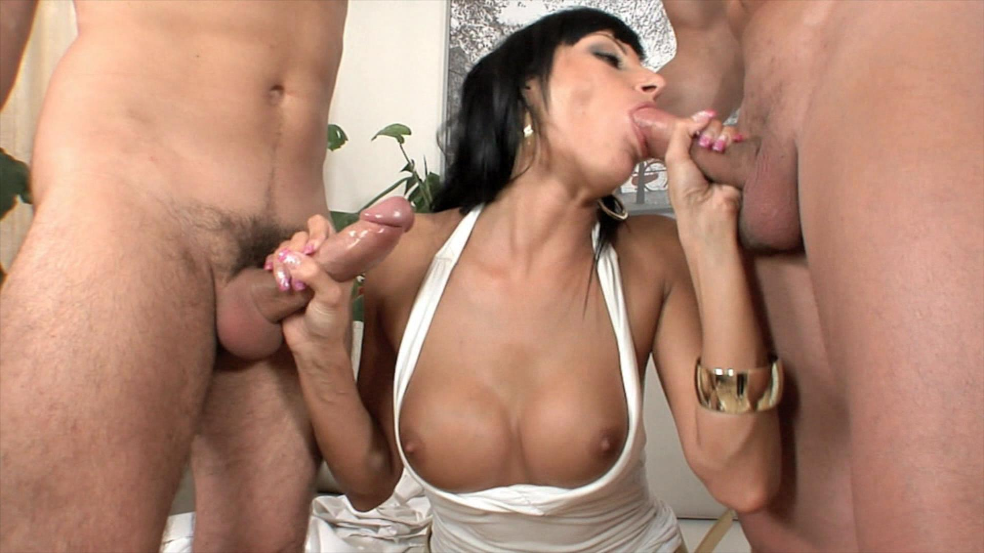 Bj gif blacked threesome