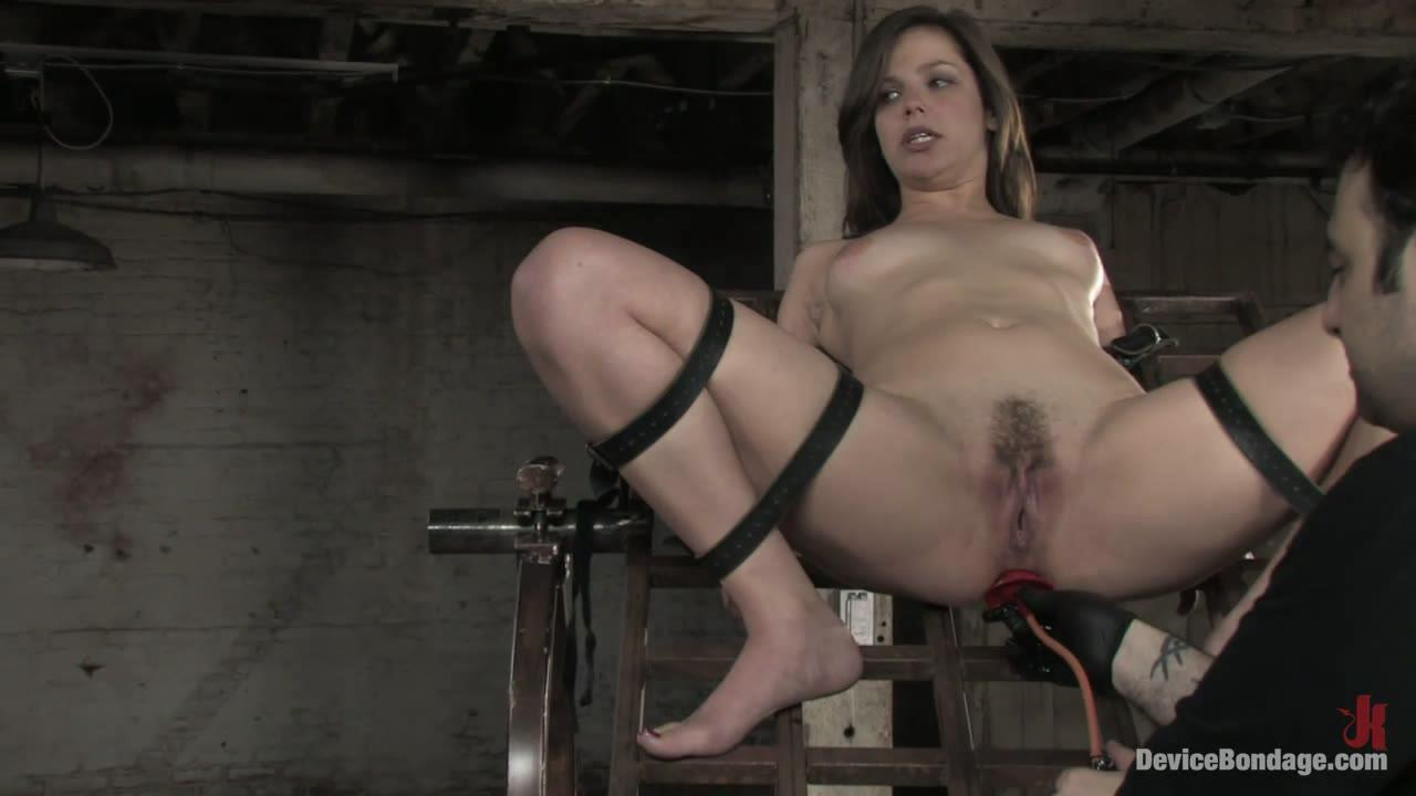 Device Bondage With Bobbi Starr Live Part 2