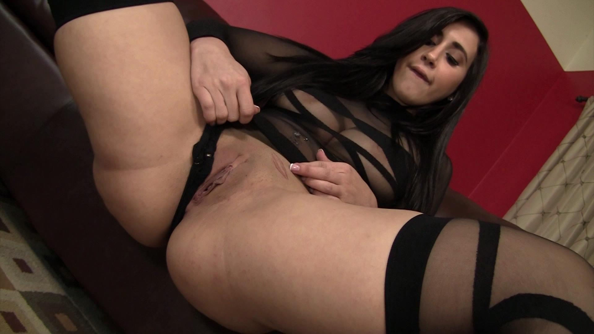 Latinas Love Caliente Creampies 6 / Esperanza never expected her worst nightmare the evil Chupacabra to ravage her tight pussy and blow his wicked load inside her!