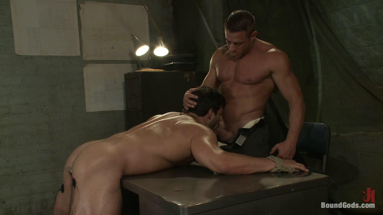 Bound Gods: Tyler And Vince Xvideo gay