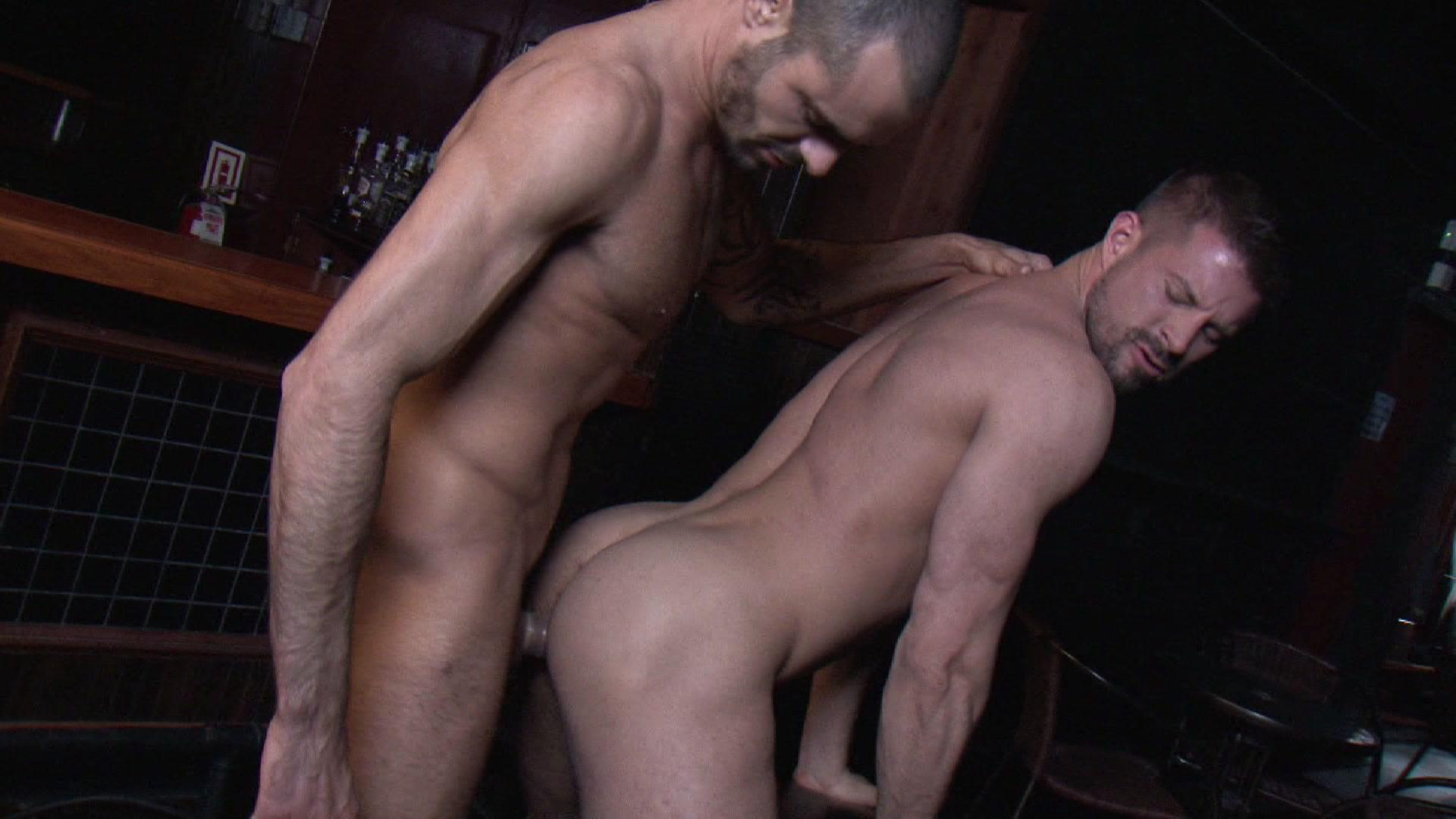 Anal Sex In Bar -