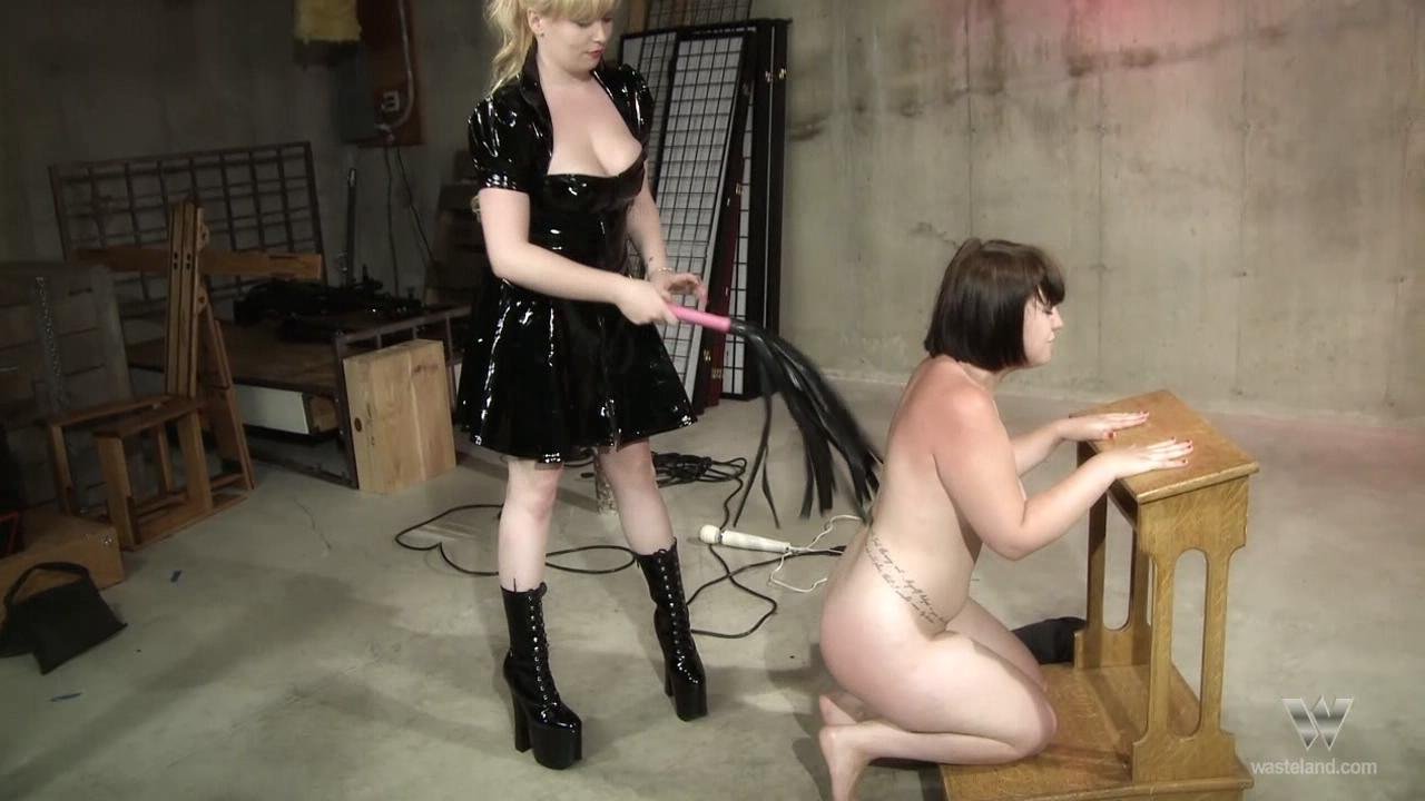 Something Different /  When Goddess Starla finds out that her slave broke her fucking machine, she is beyond mad. She can't understand how Ava could be so inconsiderate, so thoughtless and so careless.