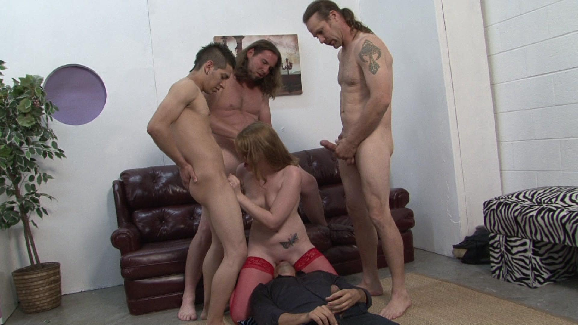 Cuckold Gang Bang 5