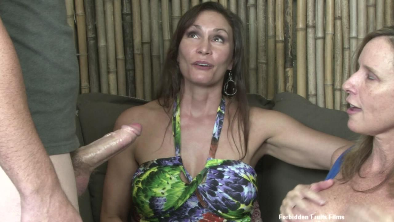 Hot MILF Handjobs
