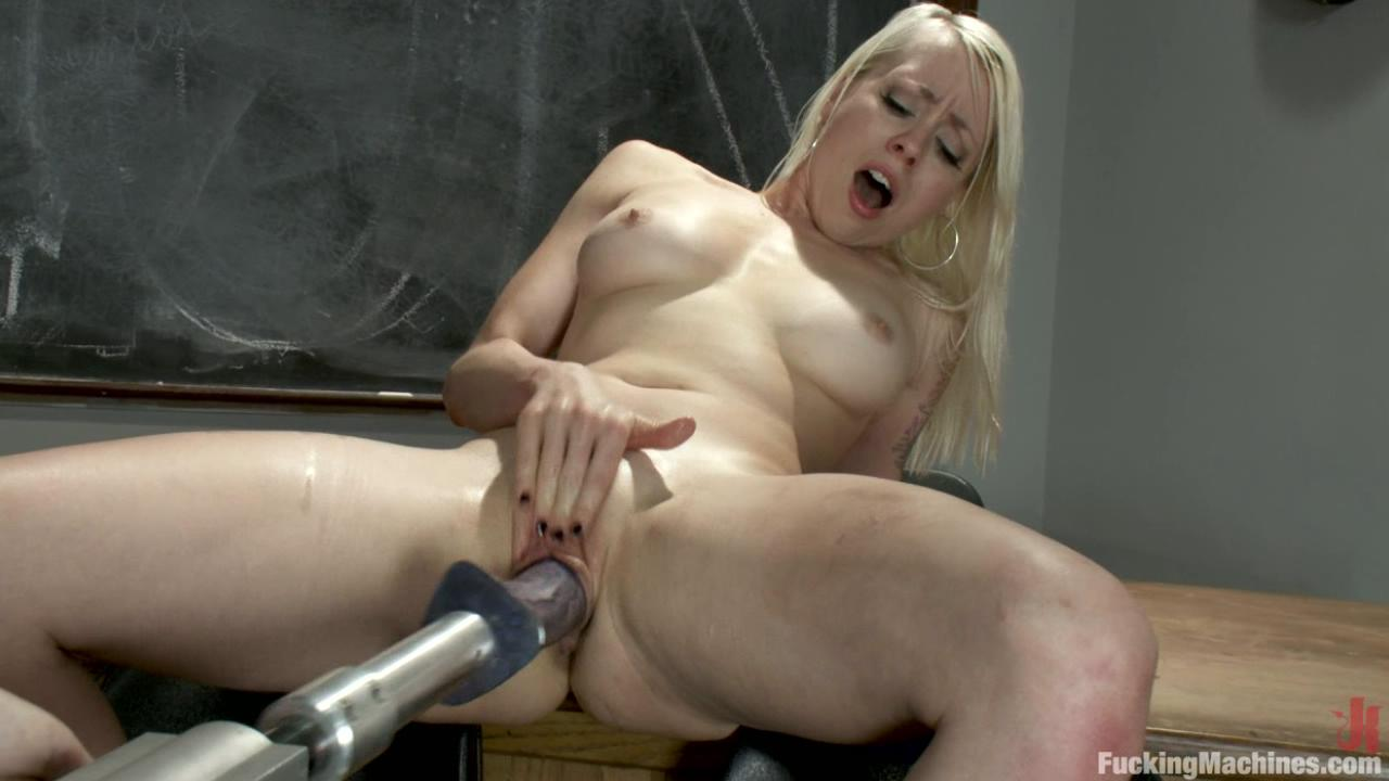 Fucking Machines: 15 Orgasms And One More For Good Luck xvideos