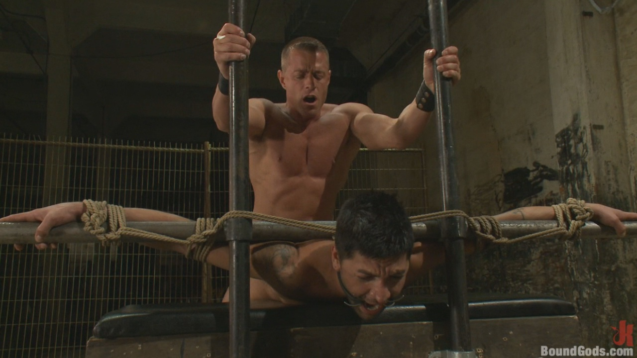 Bound Gods: Not You, Not Today Xvideo gay
