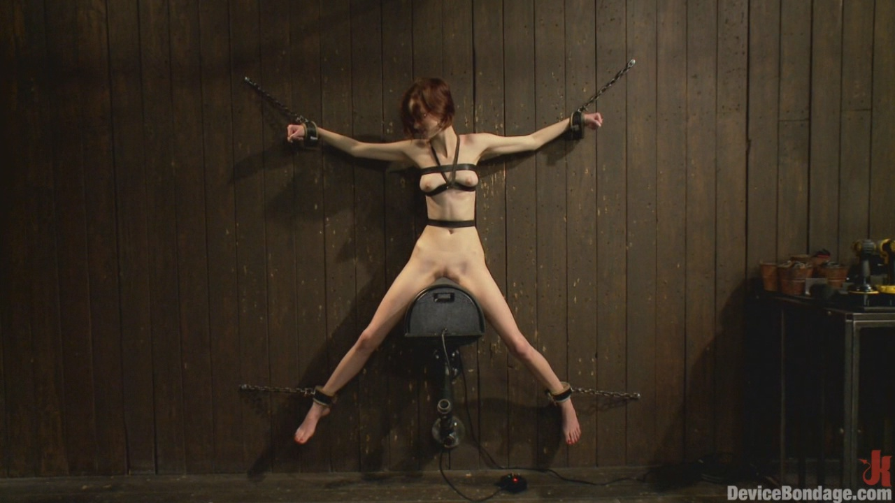 Device Bondage: Kink Fan Gets Her 1st Shoot / Welcome Jay Taylor to Device. This is her first hardcore bondage shoot. This 20yr old has been a fan of the site for years, now she gets to experience it first hand.