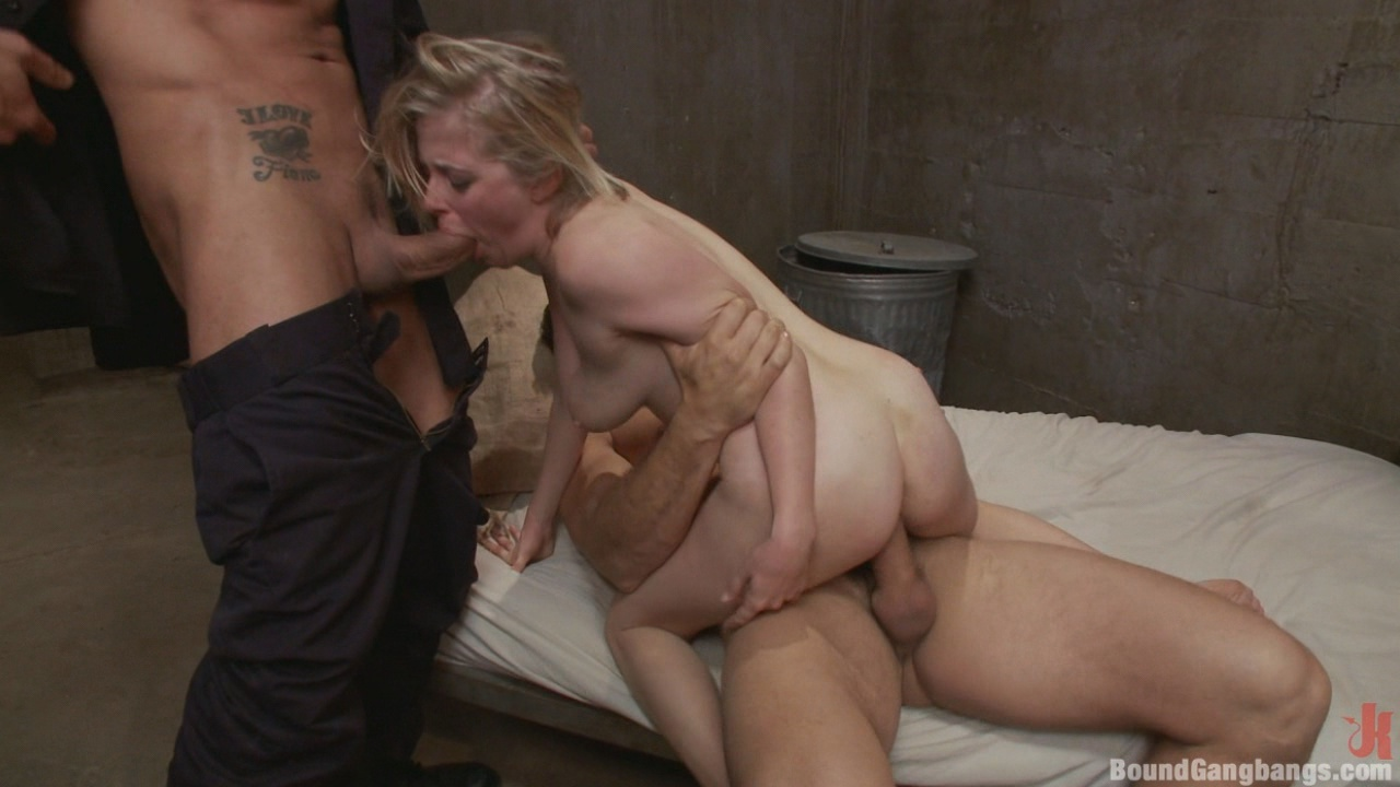 Bound Gangbangs: Poor Little American Girl Trapped In Mexico / Penny Pax plays an American girl on her first trip out of the country, to Mexico!! This naive little blonde shows up at her hostel only to be taken by cops for possesion of drugs that aren't even hers!!!