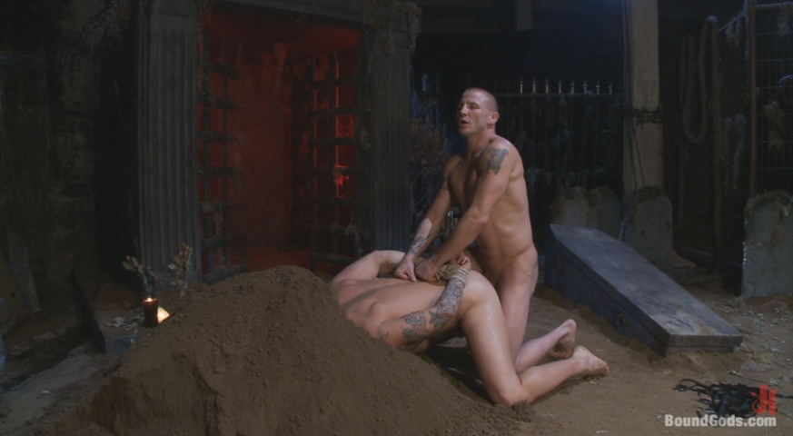 Bound Gods: The Grave Robber - Halloween Update Xvideo gay