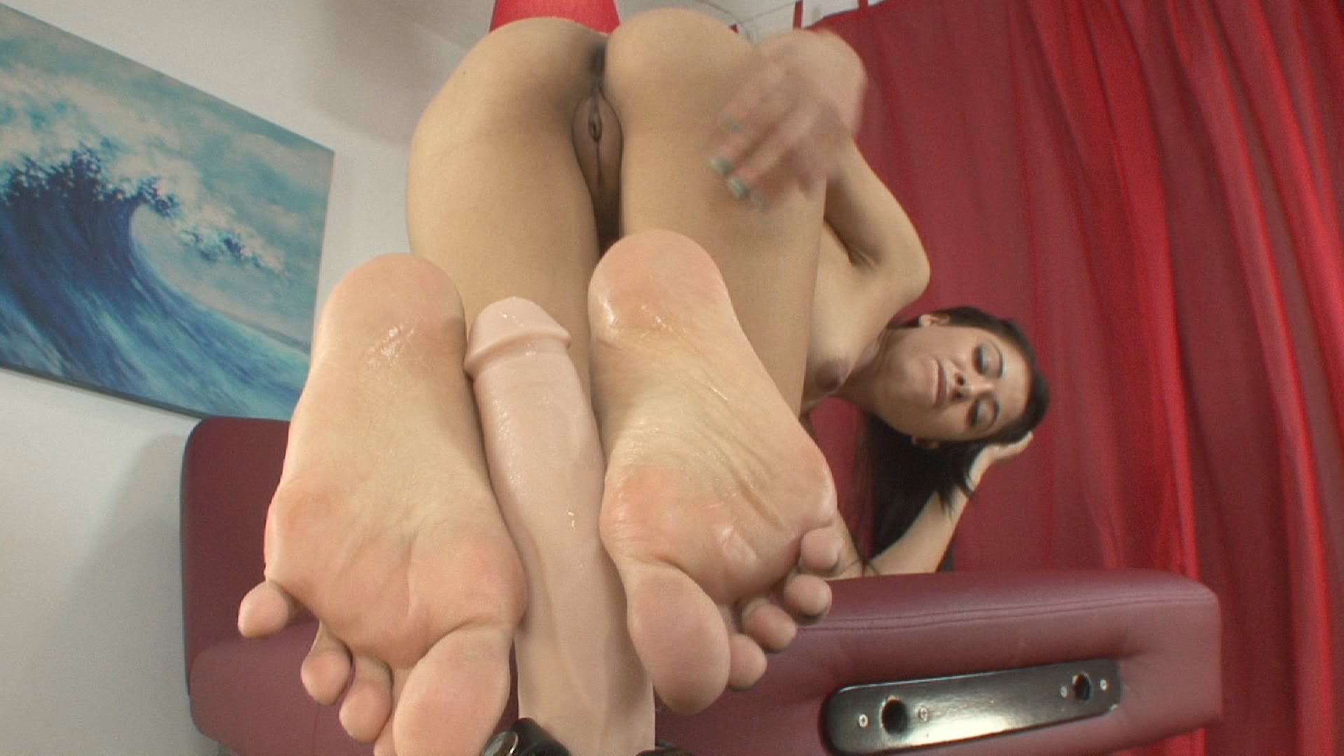 Virtual Footjobs