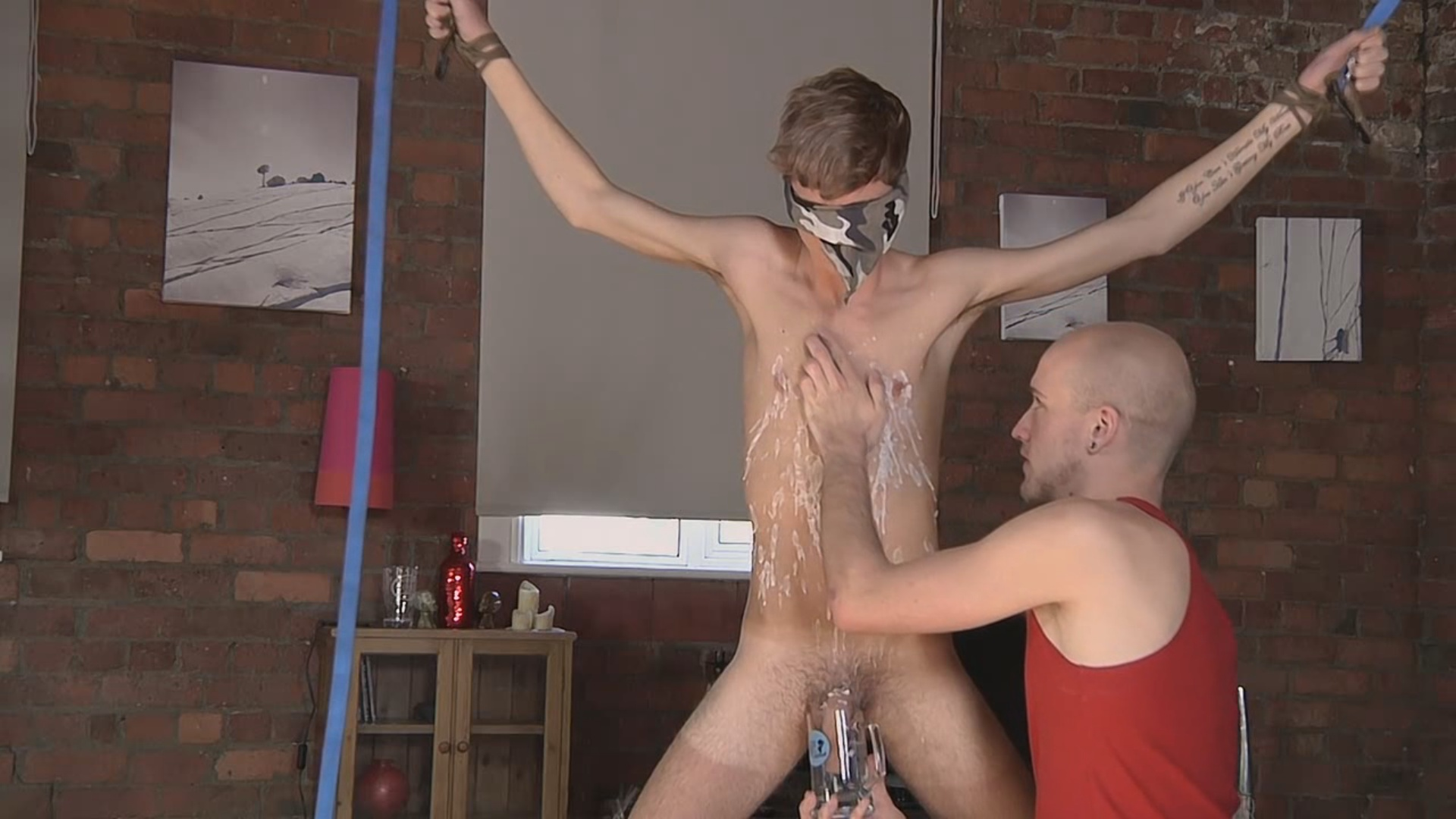 Boynapped 306: Jacob Daniels Gets Waxed And Sucked Off Xvideo gay