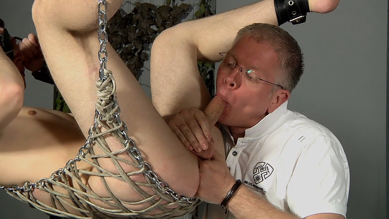 Boynapped: Fisted Deep And Wanked Off