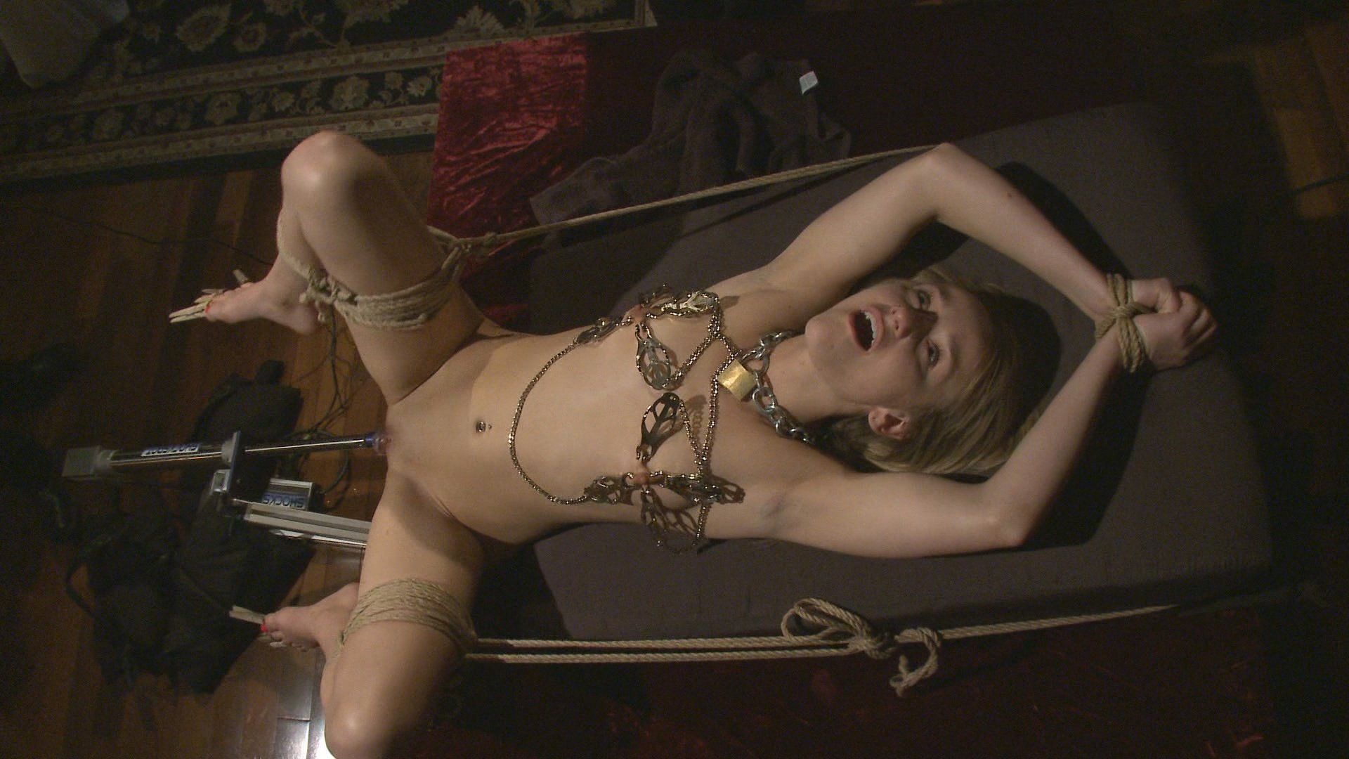 The Upper Floor: House Supper And Slave Initiation Xvideos