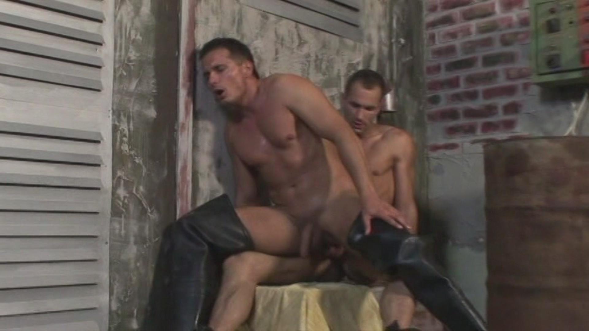 gay prison sex