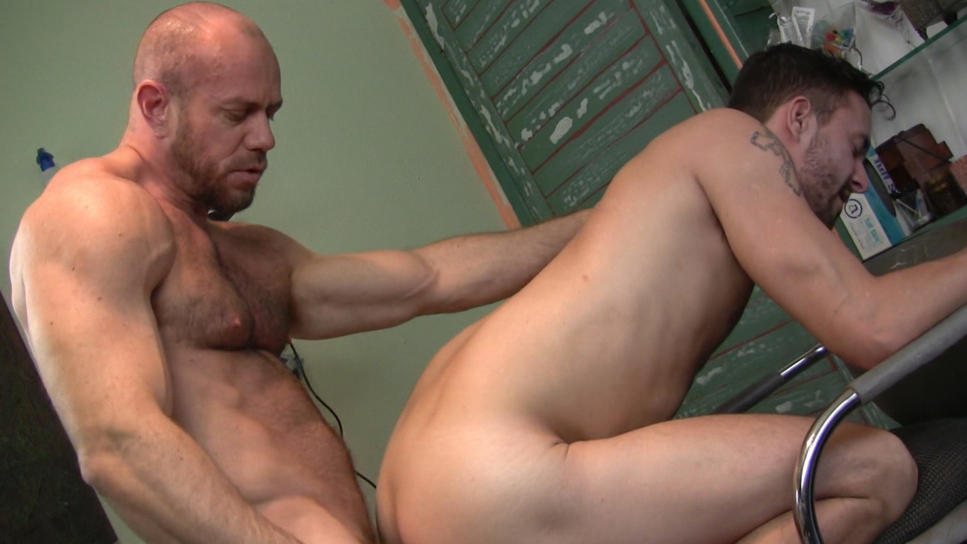 Well Hung And Hairy