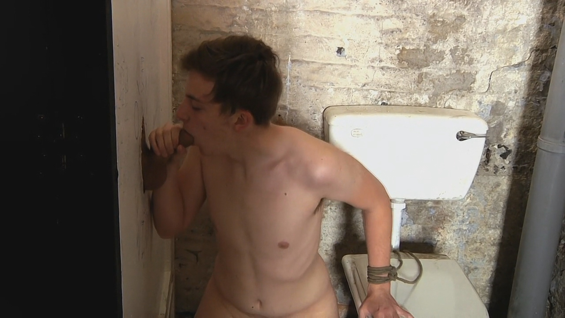 Boynapped 209: Sean Takes Anonymous Cock