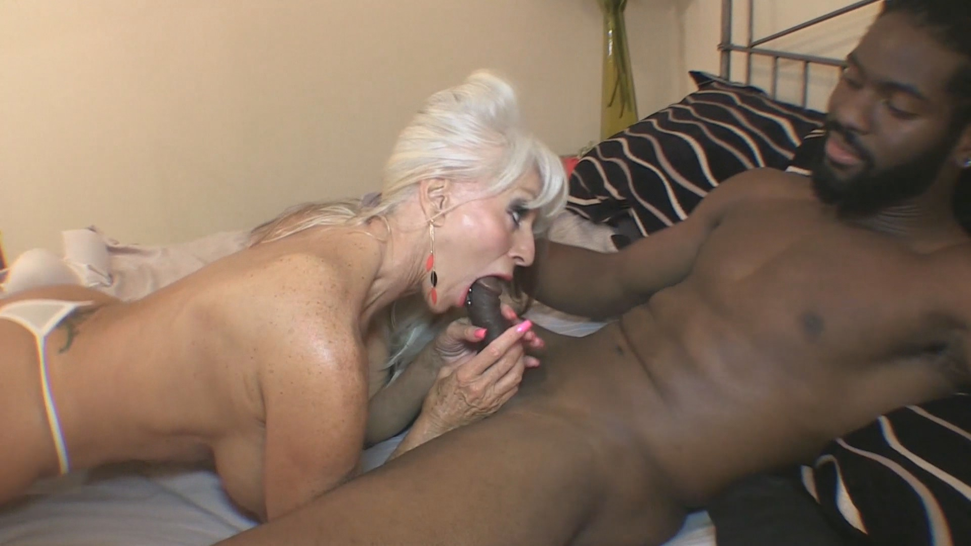 image Young man seduce grandma to get first fuck and fuck her ass