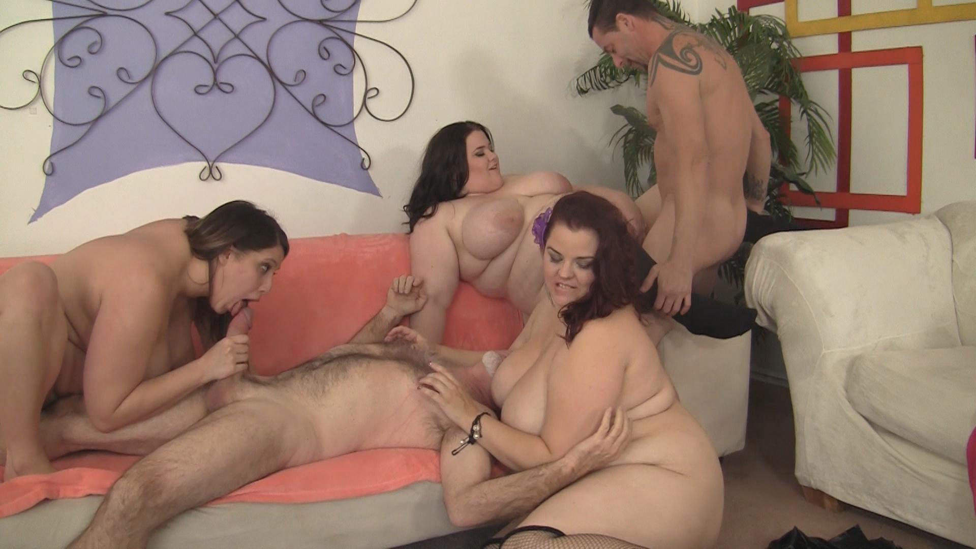 Plumper Orgy 5
