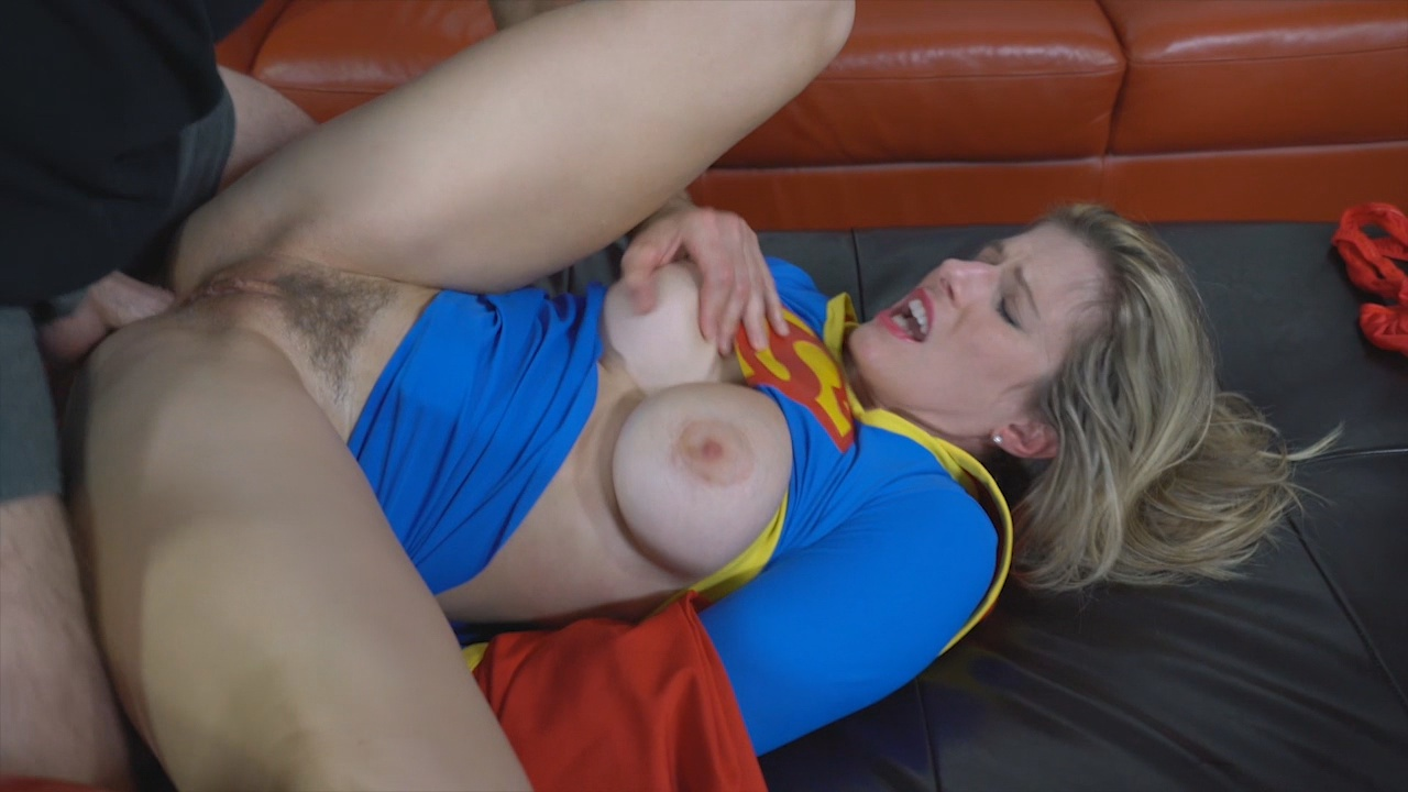 Cory Chase In Super Gurl Vs Dr  Remy And Supergurl In Peril