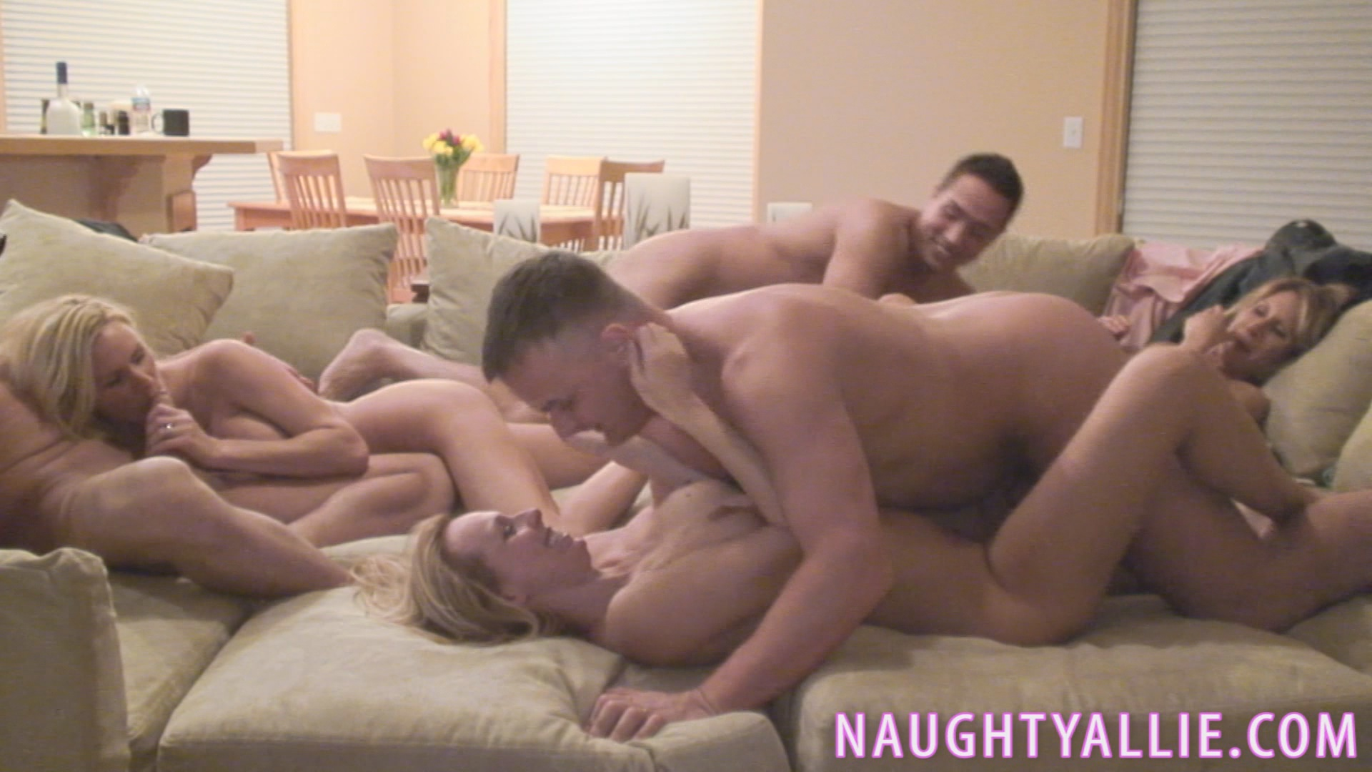 Orgy In My Living Room xvideos