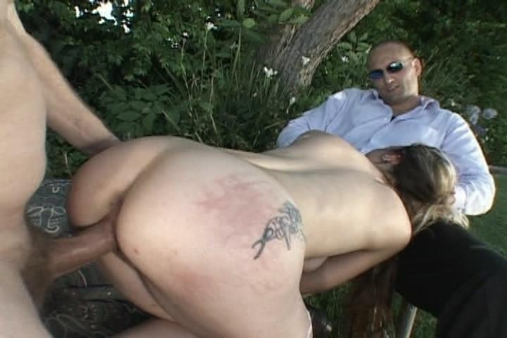 Screw My Wife Please 56 / While she's getting deeply fucked by a porn star, a hot blonde wife gives her lucky husband a fantastic blowjob in this Wildlife Productions clip!