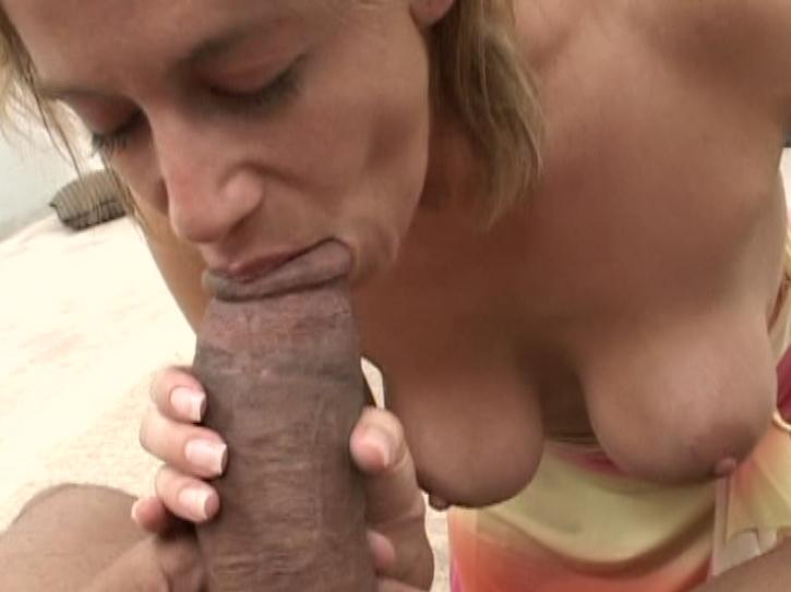Wife fucks blackzilla