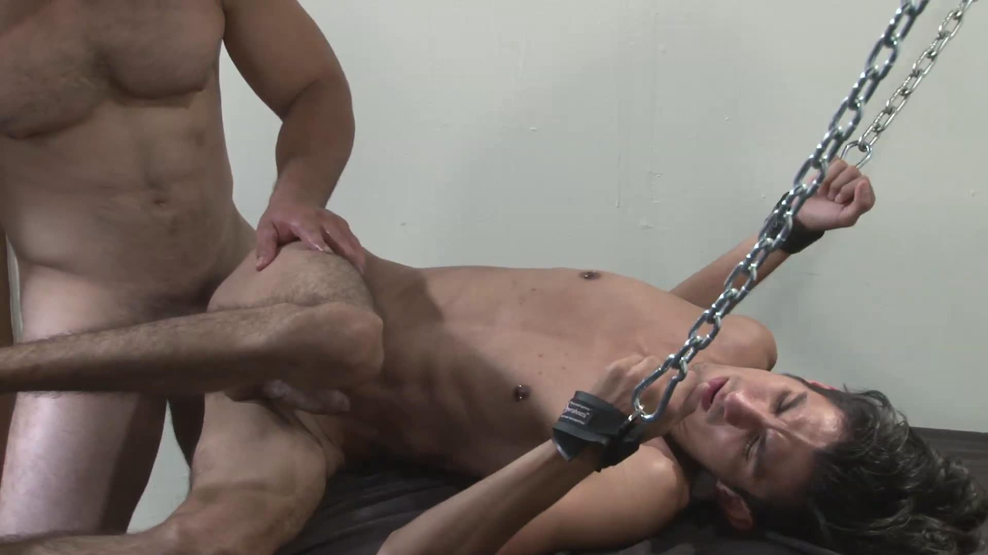 gay dungeon porn