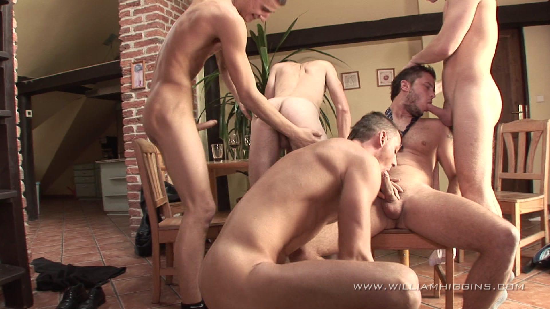 Arny Donan Orgy Gay Porn orgies