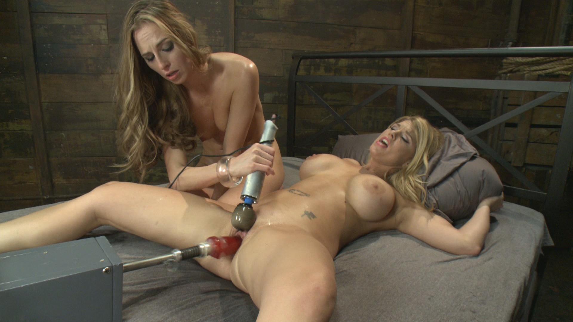 women using dildos